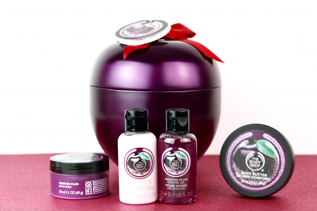 the body shop frosted plum 1