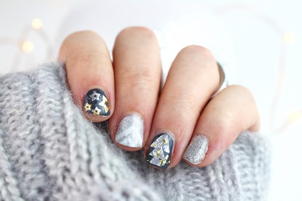 nail art Noël christmas