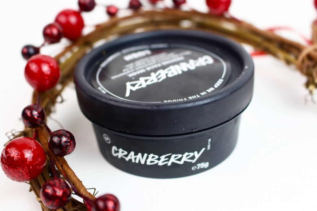 masque lush cranberry