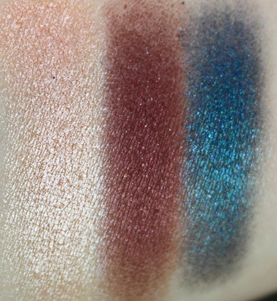 makeup geek swatchs foiled