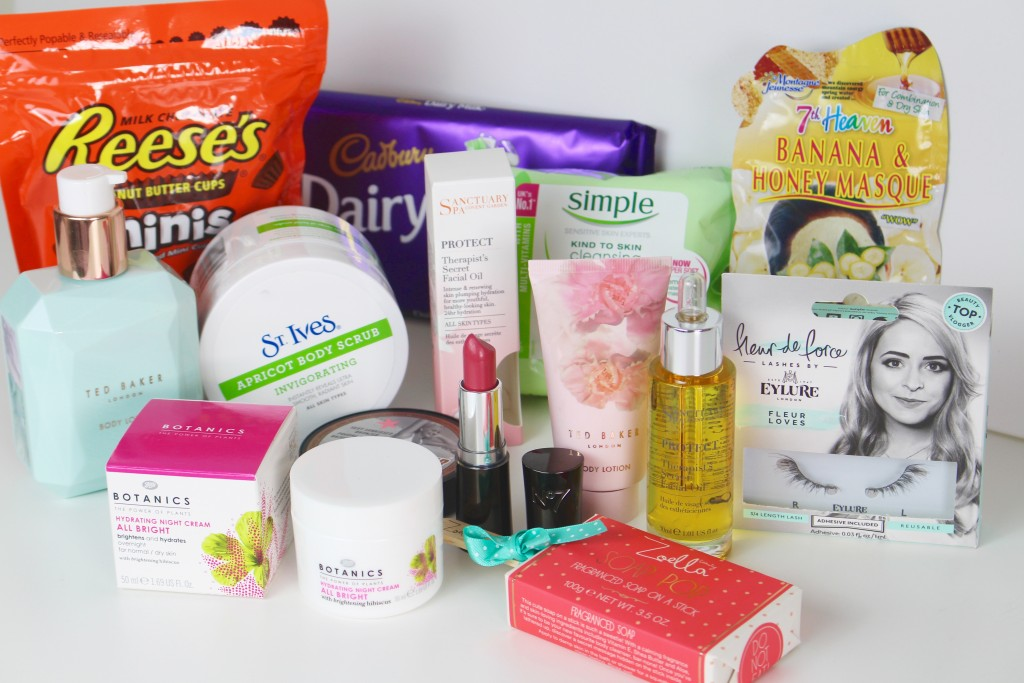Concours Instagram The Beauty & The UK
