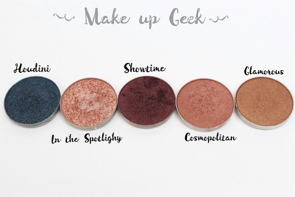 Make up geek swatch