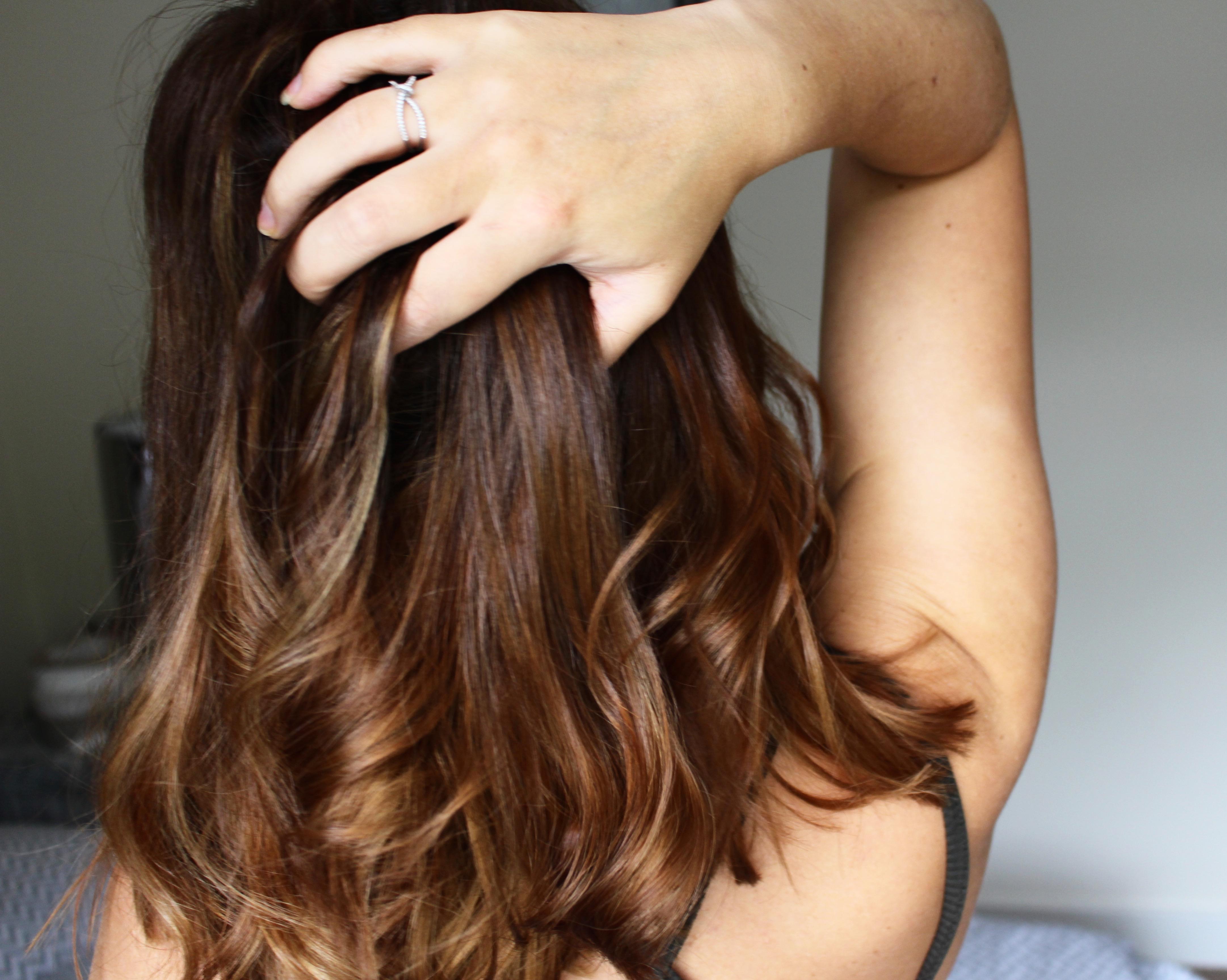 Célèbre Tendance automne : Le carré long ombré hair, mon changement  KU47