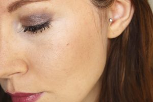 maquillage d'automne