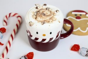 chocolat chaud schoko-bons