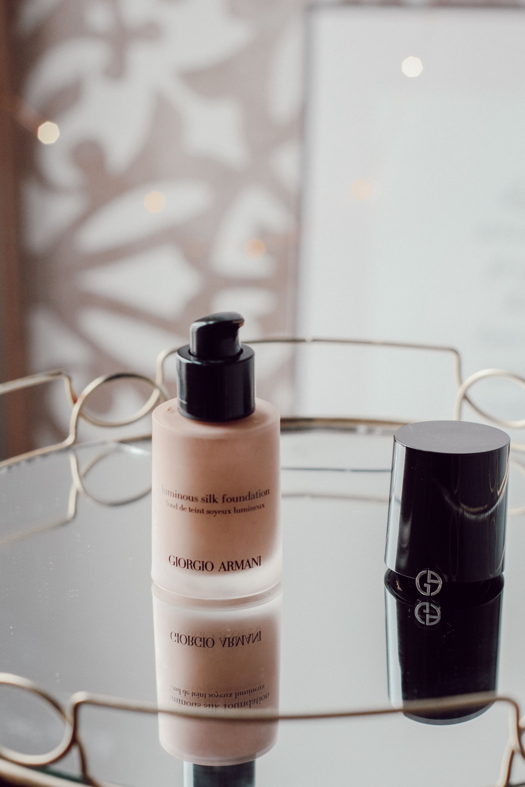 Giorgio armani silk luminous teint parfait