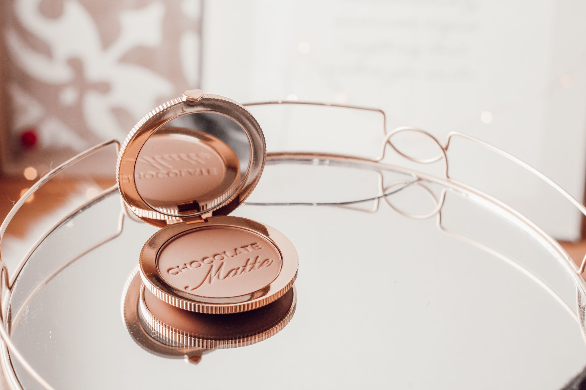 Too Faced Chocolate bronzer teint parfait