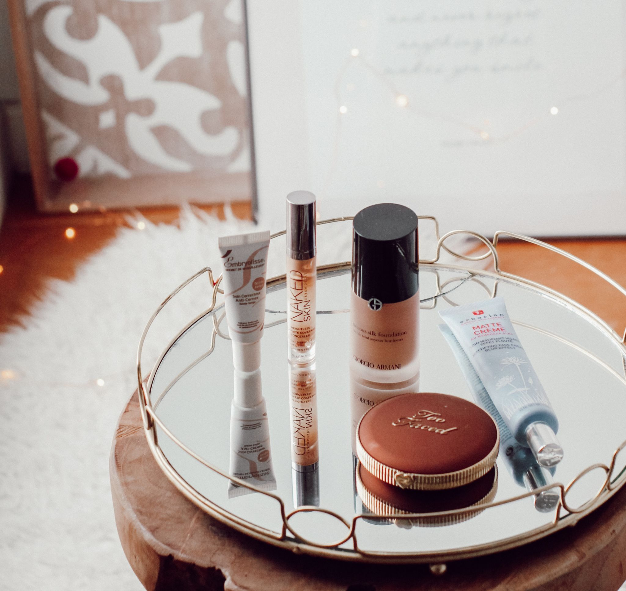 produits maquillage teint parfait et lumineux